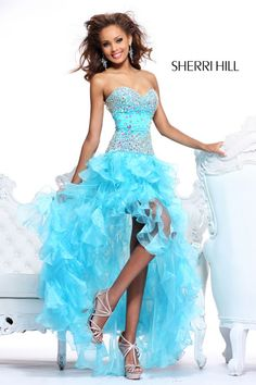 Prom 2013 Sneak Peek: COMING SOON! Sherri Hill : Style: 21104