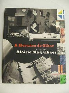 Nos anos 50 e 60, Aloísio Magalhães se destacou também como pintor, ilustrador, gravador e impressor, expondo em bienais de São Paulo e Veneza e em galerias de diversas capitais e diversos países. Fez apenas seis capas para escritores e poetas e imprimiu grandes e pequenos livros experimentais com características artesanais.  fonte: http://midiamax.blogspot.com.br/2009/07/aloisio-magalhaes-heranca-do-olhar-uma.html