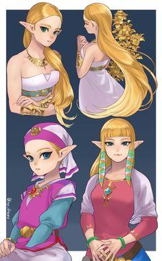 "Ivy on Twitter: ""… "" The Legend Of Zelda, Legend Of Zelda Breath, Nintendo Characters, Anime Characters, Metroid, Ivy Draw, Princesa Zelda, Nintendo Princess, Hyrule Warriors"