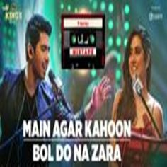 Main Agar Kahoon Bol Do Na Zara Armaan Malik Jonita Gandhi Mp3 Download – djmnu.in