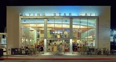 Travel, Holidays and Good Food.Flying Cafe. Albuquerque. Maps