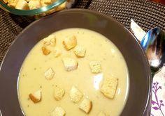 Zeller krémleves | Timcsi receptje - Cookpad receptek Zeller, Cheeseburger Chowder, Food And Drink, Soup, Soups