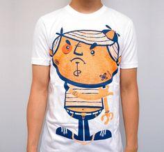 T-shirt by Sockmonkee - http://sockmonkee.com/