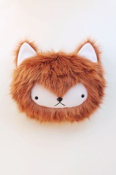 bijoukitty foxy bed top pillow
