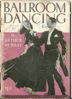 1959 Ballroom Dancing by Arthur Murray Let's by TheIDconnection, $18.00