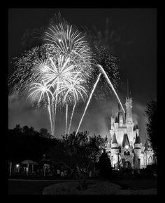 Disney - The Wonderful World of Color - In Black & White - Wishes (Explored)…