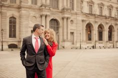 Leslie and Jeff – The Newly Engaged Couple