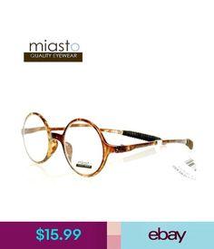 8c34daa86e Reading Glasses Tr90 Miasto Flexible   Light Reader Reading Glasses+2.50  Lennon Round (Tortoise)  ebay  Fashion