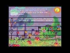 "CUENTOS MUSICALES: ""SUCEDIÓ EN EL PENTAGRAMA"" - YouTube Music Education, Musicals, Youtube, Videos, Creative, Piano, Children Songs, Music Is Life, Truths"