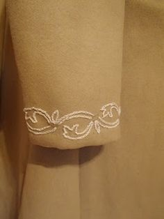 Ett vikingaliv: Viking Mammen Embroidery - outline