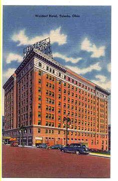 Waldorf Hotel, Toledo, OH