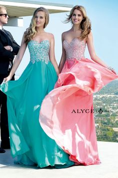 Alyce Paris | Prom Dress Style #6409