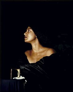 Caliope / Maud Sulter / Victoria and Albert Museum, Londres Artistic Installation, Victoria And Albert Museum, Color Negra, Black Women, Black And White, Artwork, Photography, Brown Sugar, Beauty