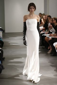 Simplicity Vera Wang | New York Bridal Fashion Week 2014 | onefabday.com
