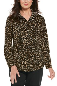 Women's Coastal Escape™ Printed Shirt