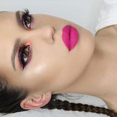 Rio liquid lipstick  @amadea_dashurie  That Glow #GlowKit   #anastasiabeverlyhills #abhrio