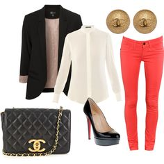 Chanel.  Louboutin. Who can ask for more?!