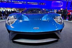 FORD GT 2015 DETROIT AUTO SHOW