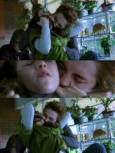 a deleted scene of what Edward wanted to do to Bella that first day in class.......