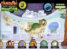 Fraboom, un museo online para el público infantil