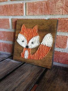 String Art, a kézi hurkolás művészete. Így készíthetünk dekoratív cérnaképeket! | Életszépítők