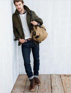 3951aac2a Fundamental Fashion  MensFashionWinter Mens Fashion Blog