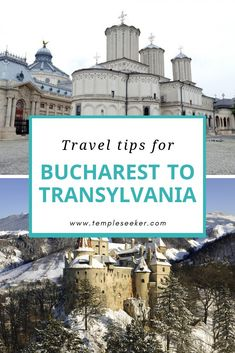 Travel from Bucharest to Transylvania in Romania. What to see in Bucharest and Transylvania, how to make the journey to Transylvania by car, bus or train. Europe Travel Tips, Places To Travel, Travel Destinations, Budget Travel, Romanian Castles, Visit Romania, Romania Travel, Bucharest Romania, Countries To Visit