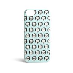 "Out Of Print ""Poe-Ka Dots"" Iphone 5 Cover ($25) found on Polyvore"
