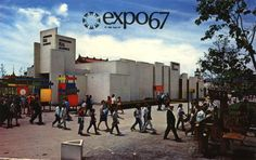 The Sermons from Science Pavilion (Expo 67)