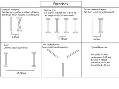 Jumping exercise guide