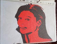 Rani Mukherji, Bollywood, zweifarbigkeit Rot und Schwarz