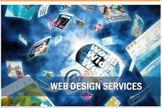 Affordable web site design services for small, large businesses and anyone requiring a unique site design
