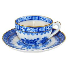 Tangier Teacup Candle #huntersalley
