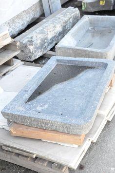Velvet & Linen-BELGIAN-blue stone sink