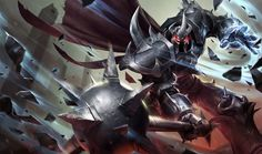Mordekaiser | League of Legends The baleful revenant Mordekaiser is among the most terrifying and hateful spirits haunting the Shadow Isles. He has existed for countless centuries, shielded from true death by necromantic sorcery and the force of his own dark will. Those who dare face Mordekaiser in battle risk a horrific curse: he enslaves his victims' souls to become instruments of destruction.