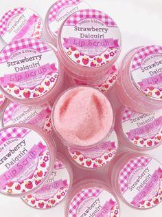 Your place to buy and sell all things handmade Sugar Scrub Homemade, Homemade Lip Balm, Diy Lip Balm, Lip Scrubs, Sugar Scrubs, Salt Scrubs, Body Scrubs, Avocado Butter, Lip Balm Recipes