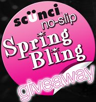 FREE Scunci No-Slip Spring Bling Giveaway