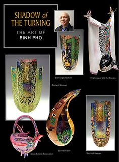 "Critically acclaimed artist Binh Pho will showcase his woodturning artwork at Anderson University as part of the ""Shadow of the Turning"" exhibit. Learn more: http://anderso.nu/binh-pho"