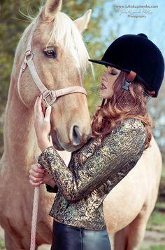 Eloquent Equestrian Photo Shoot  by Julia Kuzmenko McKim on 500px