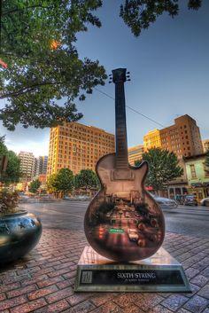 Austin GuitarTown Project