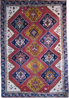 Persian Lori -Gabbeh (3-7 x 5-2) - craftsman - Rugs - Other Metro - A Rug For All Reasons