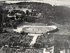 Velodromen i Kristineberg - Stockholmskällan