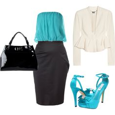 Ladylove, created by nadiahernandez on Polyvore