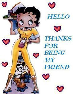 Image detail for -Betty Boop Images, Graphics, Comments and Pictures