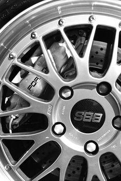 BBS Wheel  35mm film TX400  -Brian Davis Photography