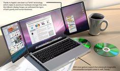 2. Apple Tribook - Concept Design