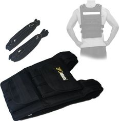 Save $60.00 on ZFOsports - 50LBS ADJUSTABLE WEIGHTED VEST; only $69.99