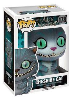 Cheshire Cat Vinyl Figure 178 - Funko Pop! van Alice In Wonderland