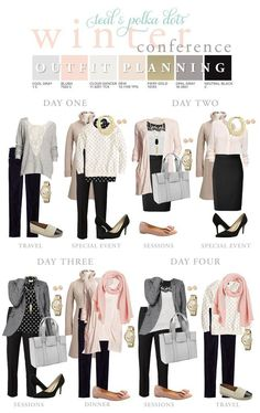 Winter Travel Outfit, Winter Outfits For Work, Winter Work Clothes, Business Casual Outfits, Professional Outfits, Business Attire, Business Travel Outfits, Business Ideas, Business Trip Packing