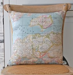 i think i want a cushion like this for our bed